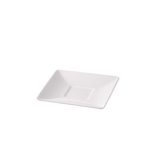 Tea of Life Square plate without logo