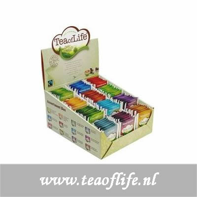 Tea of Life Assortibox 12x10 st