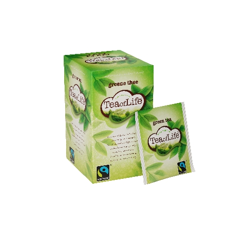 Tea of Life green tea pure