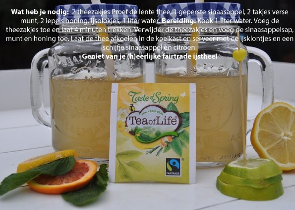 Tea of Life Lente editie